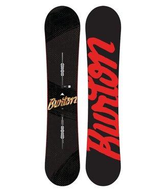 Burton Burton Ripcord Snowboard Deck Black 145