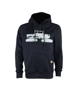 Spacecraft Spacecraft Snowcat Pullover Hoodie Black