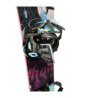 Rossignol Rossignol Gala Snowboard Package Purple 150