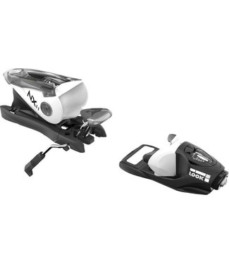 Look NX 11 B93 Downhill Ski Bindings Black / White