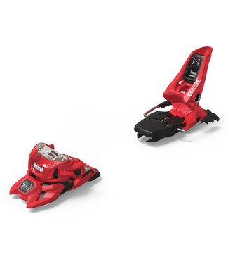 Marker Squire 11 Downhill Ski Bindings Red