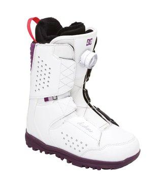DC DC Search Boa Snowboard Boot White/Purple