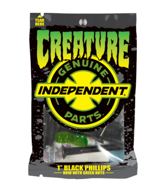 "Independent/Creature CSFU 1"" Phillips Hardware Set"