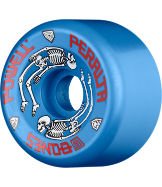 Powell Peralta G-Bones II 97A 64mm Blue