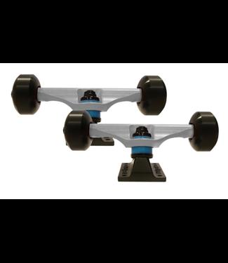 LiteZpeed Skateboard Component Kit Polished