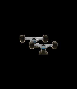 LiteZpeed Skateboard Component Kit Grey