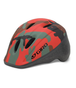 Giro ME2 Mat Glowing Red Camo Helmet 14 US