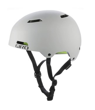 Giro Quarter Matte White/Lime L 16 US