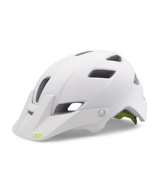 Giro Feather Matte White/Lime M 16 US