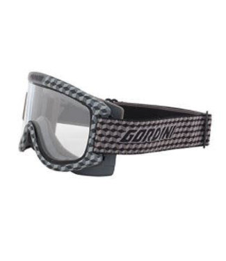 Gordini bGordini Starting Gate II Goggle Junior Series Black Cube (Clear)