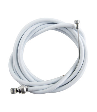 Sunlite Brake Cable Housing w/ Liner 5mmx50ft White Single