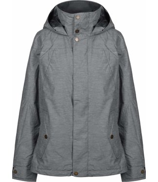 Burton Burton Jet Set Jacket Flecked Chambray Small