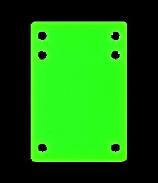 "1/8"" Risers Green"