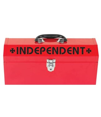 Independent Tool Box Red