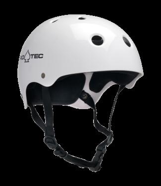 Pro-Tec Classic Skate Helmet White