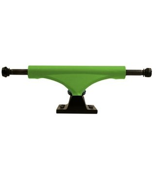 LiteZpeed Skateboard Trucks Neon Green 5.25