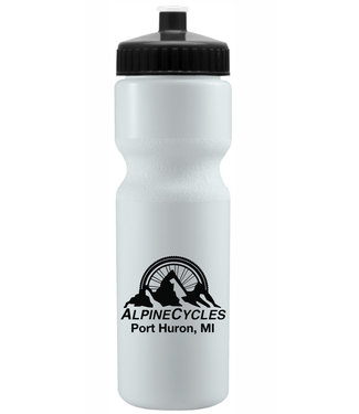 Alpine Cycles Water Bottle 28oz