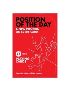 Chronicle Books Position of the Day Playing Cards