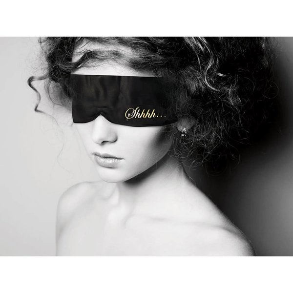 Bijoux Shhhh Blindfold
