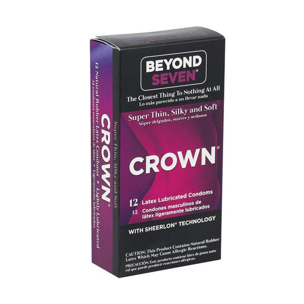 Paradise Marketing Crown Condoms