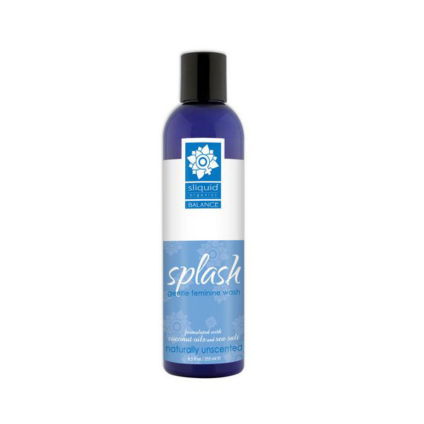 Sliquid, LLC SLIQUID BALANCE SPLASH UNSCENTED 8.5OZ