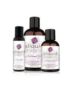 Sliquid, LLC Sliquid Organics: Natural Gel