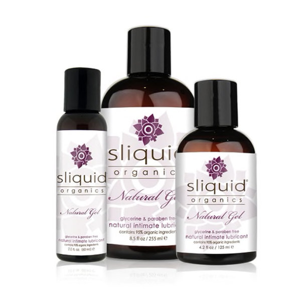 Sliquid, LLC Sliquid Organics Natural Sex Lube Gel