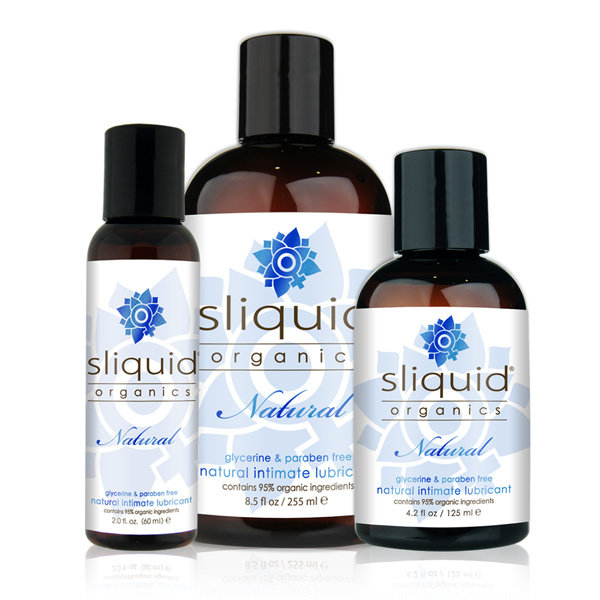 Sliquid, LLC Sliquid Organics Natural Sex Lube