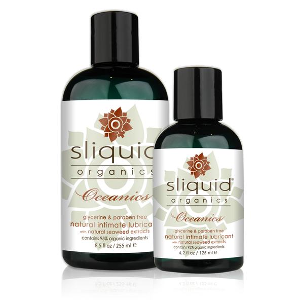 Sliquid, LLC Sliquid Organics Oceanics Sex Lube
