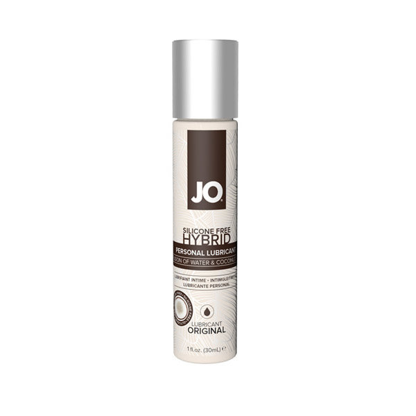 System JO JO Hybrid Water & Coconut Hybrid Sex Lube