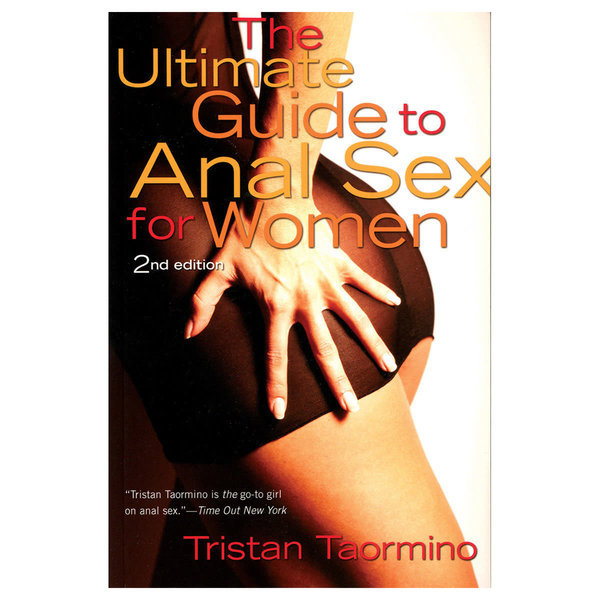 Cleis Press Ultimate Guide to Anal Sex for Women