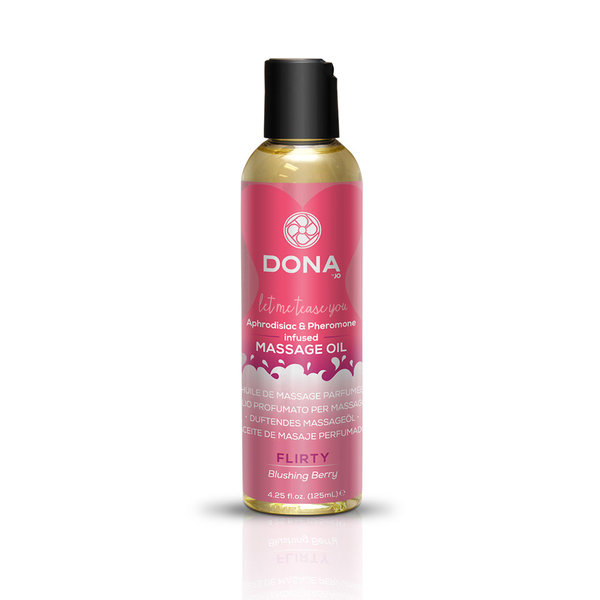 System JO DONA by JO: Sensual Massage Oil