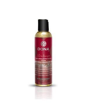 System JO DONA by JO: Kissable Massage Oil