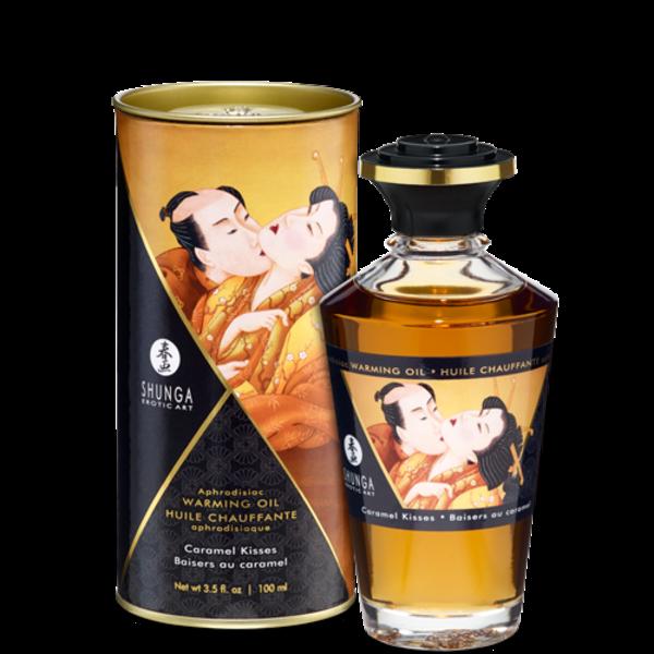 Shunga Shunga Warming Massage Oil 3.5 oz.