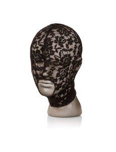 CalExotics Scandal Lace Hood - Black
