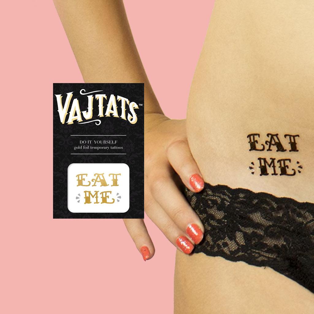 Vajtats Sexy Temporary Tattoos