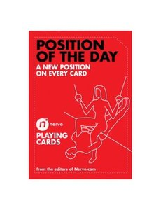 Chronicle Books Position of the Day Cards