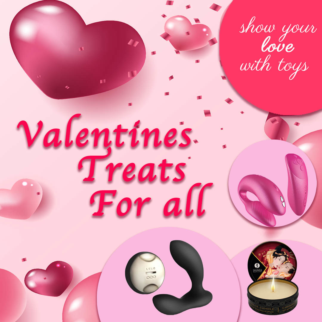 Valentines Treats For All