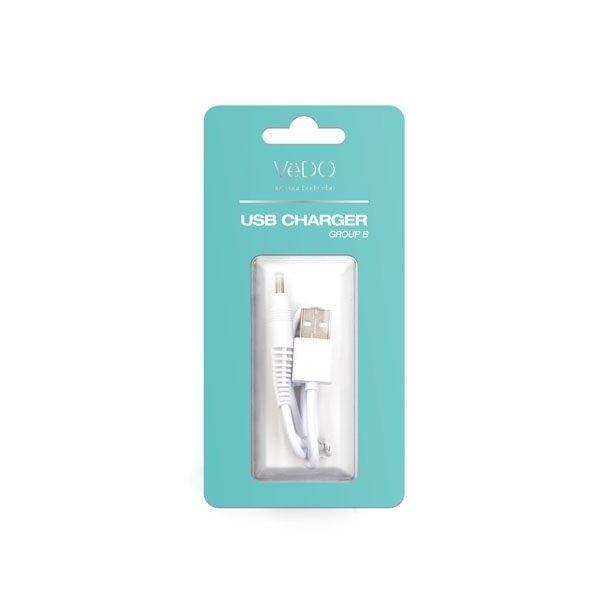 VEDO USB CHARGER B (IZZY ROQ ROCO YUMI BUMP ROCKIE KINKY PLUS KIMI)