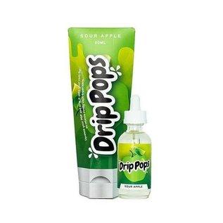 7 Daze 7 Daze - Drip Pops Sour Apple (60mL)