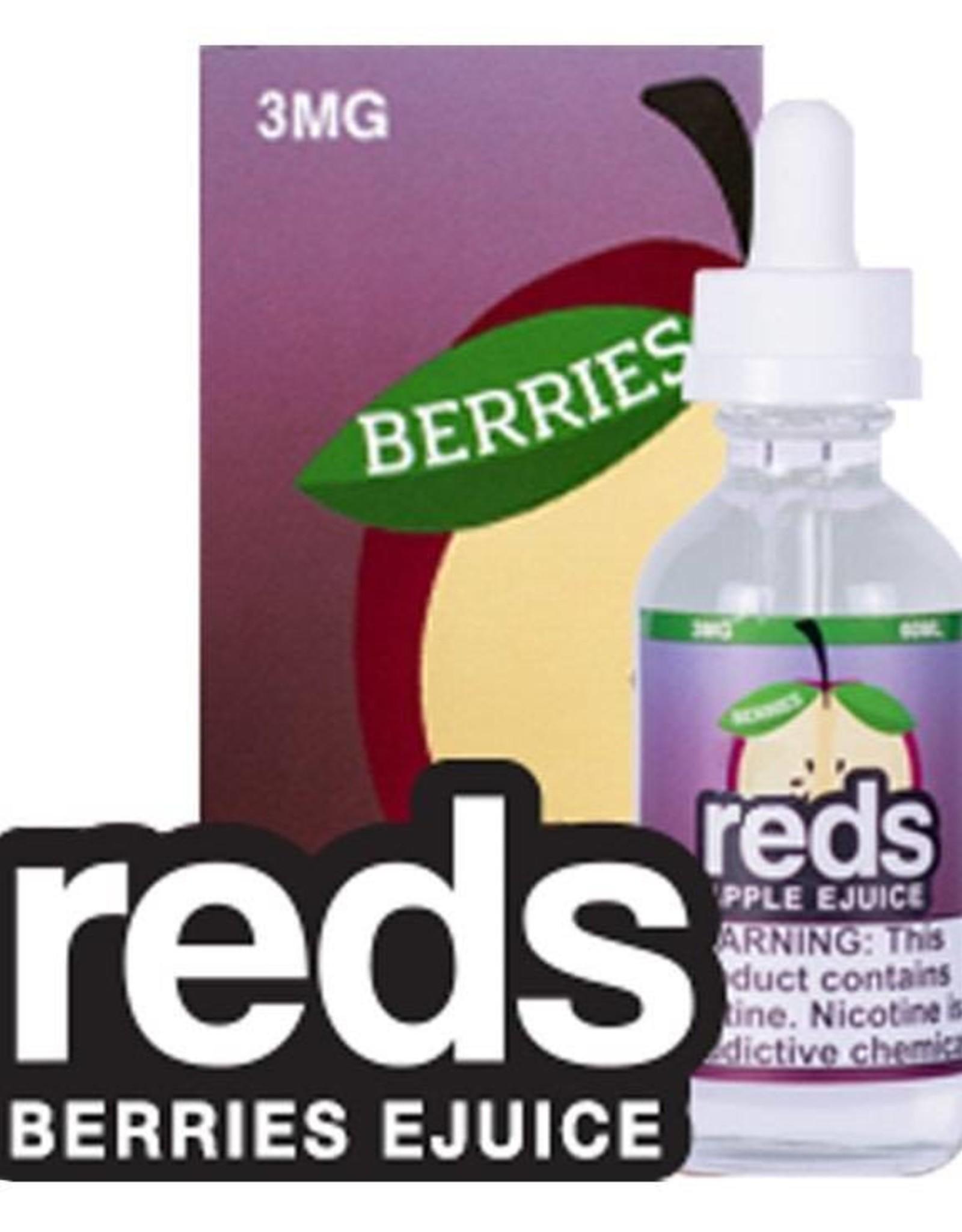 7 Daze - Reds Apple *Berries* EJuice (60mL)