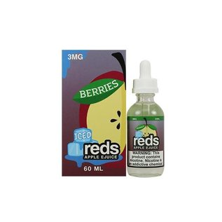 7 Daze 7 Daze - Reds Apple *Berries* Iced EJuice (60mL)