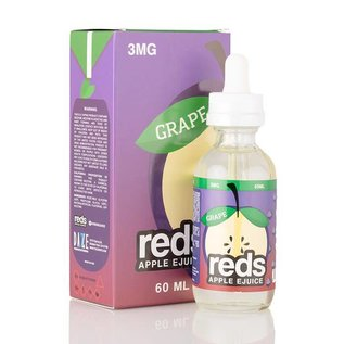 7 Daze 7 Daze - Reds Apple *Grape* EJuice (60mL)