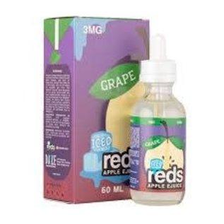 7 Daze 7 Daze - Reds Apple *Grape* Iced EJuice (60mL)