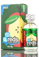 7 Daze 7 Daze - Reds Apple *Watermelon* Iced EJuice (60mL)