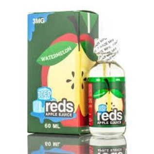 7 Daze 7 Daze - Reds Apple *Watermelon* Iced EJuice (60mL)