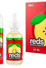 7 Daze - Reds Apple EJuice (60mL)