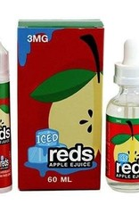 7 Daze - Reds Apple Iced EJuice (60mL)