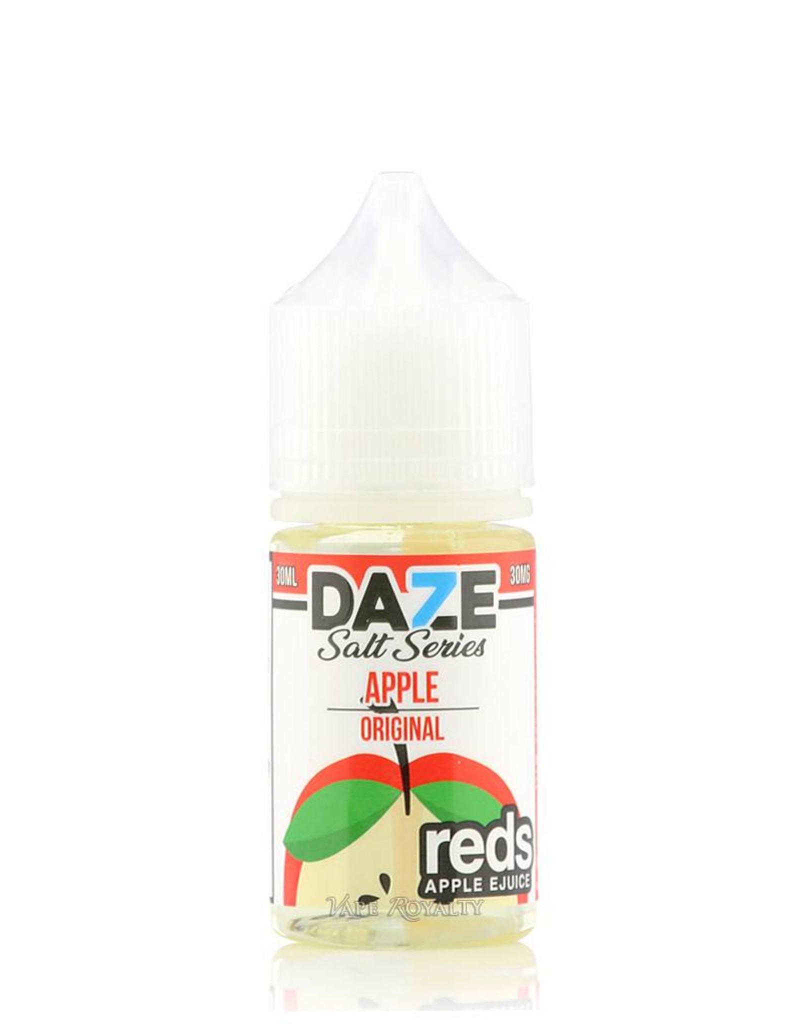 7 Daze - Salt Series Apple (30mL)