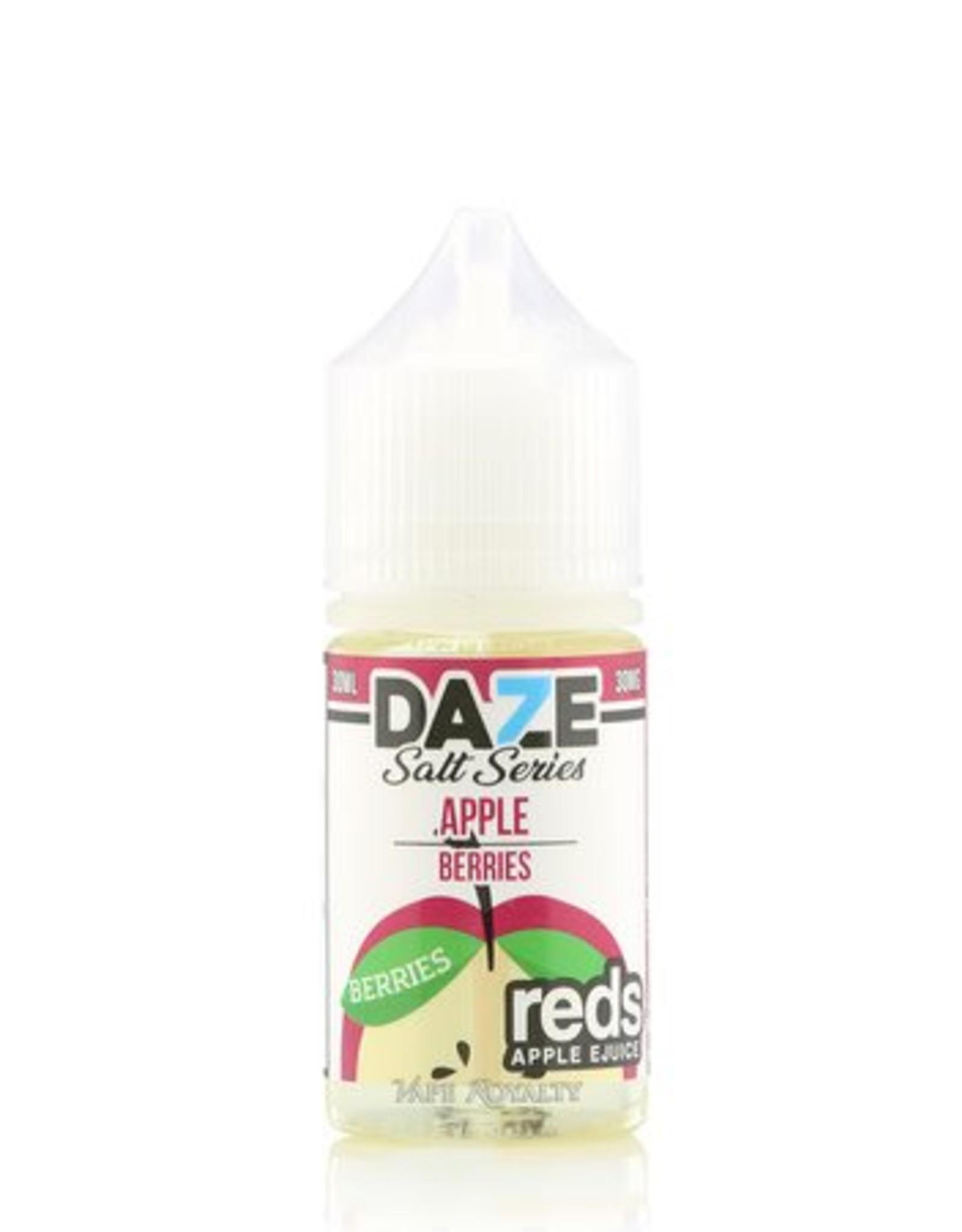 7 Daze 7 Daze - Salt Series Apple *Berries* (30mL)